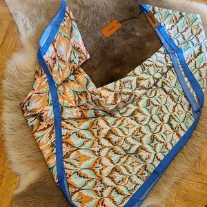 Missoni scarves brand new with tag silk 100%